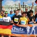 Unsere schulz sportreisen-Laufgruppe 2015