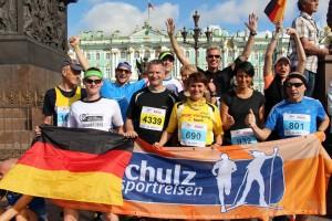 Die schulz sportreisen-Laufgruppe 2015
