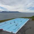 Eines der schönsten Schwimmbäder im Lande. Was für eine Wohltat nach einer Wanderung!