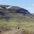 Passüberquerung gen Hrutafjörður