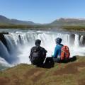 Göttlich schön - Goðafoss (Götterwasserfall)