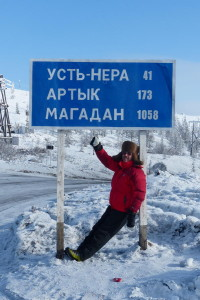 Willkommen im winterlichen Jakutien!