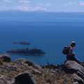 Auf 3800 m am Titicacasee