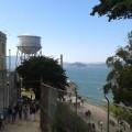 """Nur einen """"Steinwurf"""" von der Küste San Franciscos entfernt: The Rock, der berühmte Gefängnisfelsen Alcatraz"""