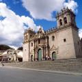 Die Kathedrale von Cuzco