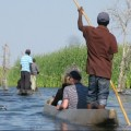 Abwechslung pur: Neben Wanderungen und Radtouren sind Sie auch auf dem Wasser unterwegs