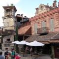 Auf Entdeckertour durch Tbilissi.