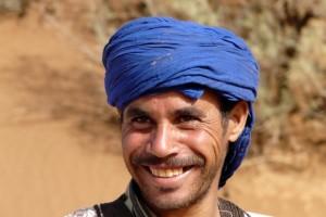 Marokkanische Führer begleiten Sie und geben Einblick in das Leben der Menschen
