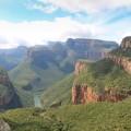 Taumhafter Blick in den Blyde River Canyon - hier wandern Sie sich warm.