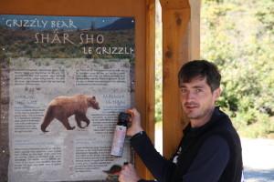 Auch schulz aktiv-Mitarbeiter sind im Land der Bären unterwegs
