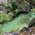 Auf einer Wanderung im Yazili-Canyon