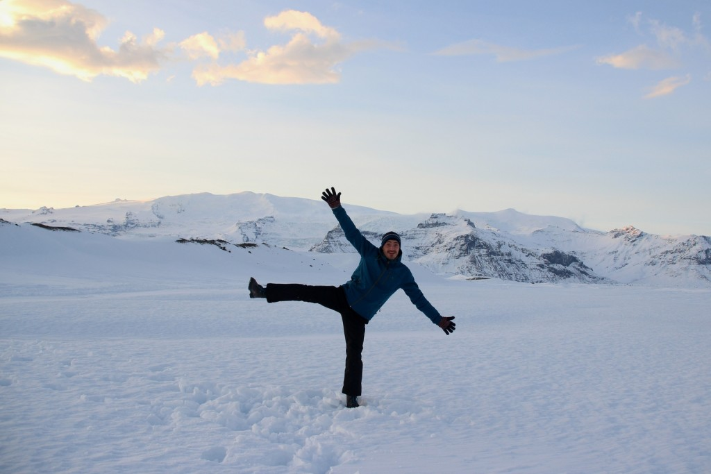 Auf der Suche nach der perfekten Winterreise.