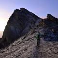 Der Gipfelaufstieg zum Mt. Meru lohnt sich nicht nur zur Akklimatisation.