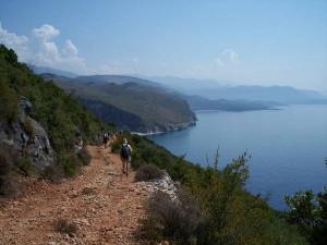 Im Süden mediterran