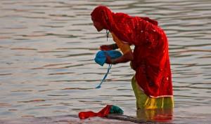 Authentische Begegnungen am heiligen Fluss Ganges