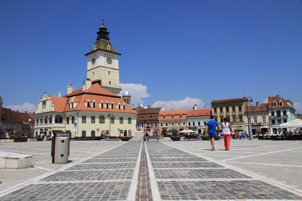 Kronstadt (rum. Brașov)