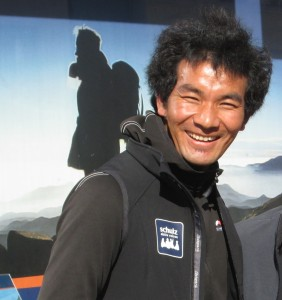 Unser Deutsch sprechender Reiseleiter Gelu wird Ihnen Nepal zeigen.