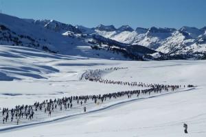 Euroloppet in den Pyrenäen: Marxa Beret