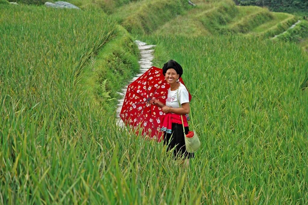 China - in den Reisterassen von Ping An