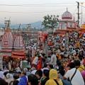 Haridwar - heiliger Ort am Ganges