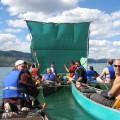 Auf Salmon und  Yukon River erlebt man so manche Überraschung