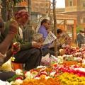 In Jaipur bleibt genug Zeit um gemütlich durch die Straßen zu schlendern