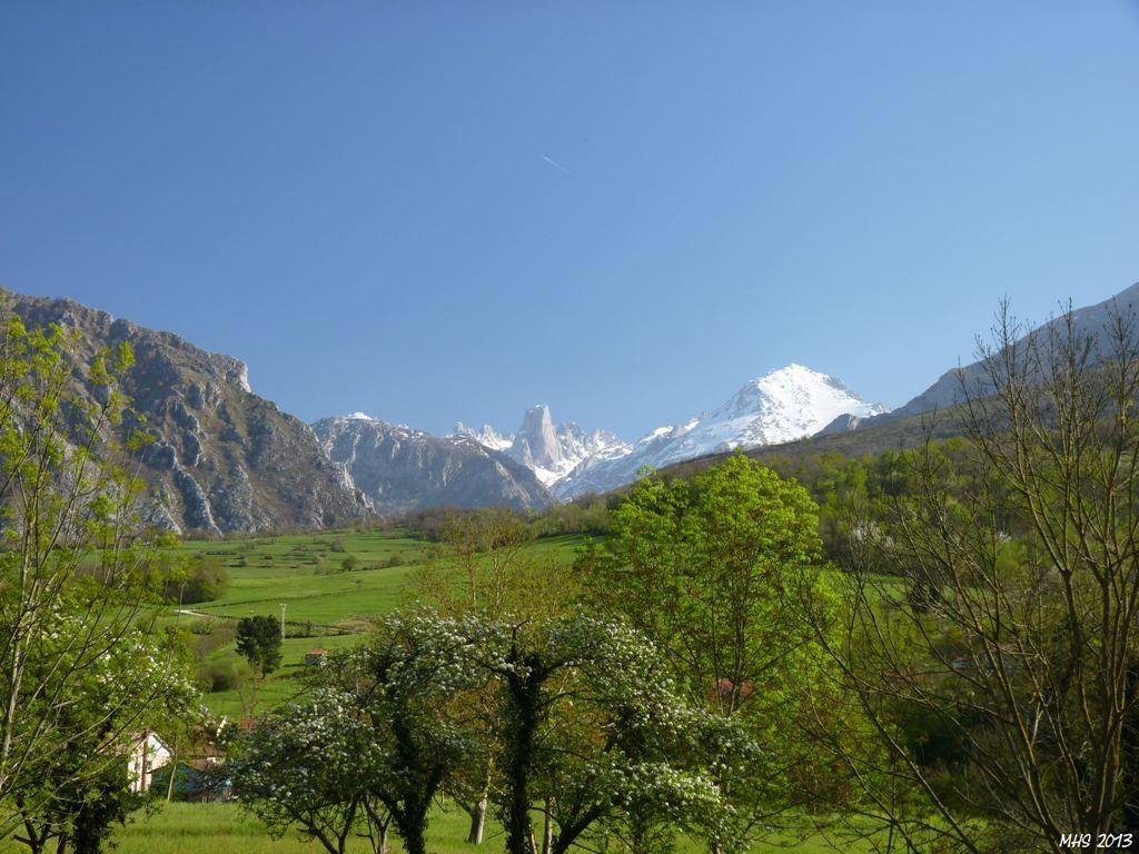 "Das UNESCO-Biosphärenreservat ""Nationalpark Picos de Europa"" vor Augen"