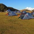 Das kleine Hirtencamp auf ca. 3250 m bietet genug Platz für alle Zelte