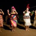 Traditionelle Tänze auf Tonga...