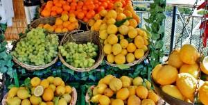 Sizilien - reich an Früchten, Mandeln, Oliven und Wein