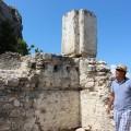 Auf Entdeckertour mit Mehmet auf der Burg von Kanli Ali