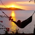 Relaxen auf Gili Gede