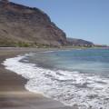 La Gomera: Entspannung am Strand im Valle Gran Rey