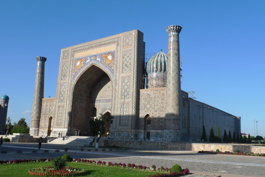 Samarkand - Juwel der Seidenstraße
