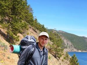 Reiseleiter Dmitri (Dima)