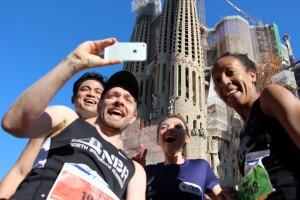 Spanien - Barcelona-Marathon