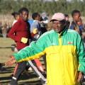 Trainerlegende Sentayehu Eshetu trainierte früher u.a. Kenenisa Bekele und Tirunesh Dibaba