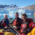 Ein Seekajak-Abenteuer in kleiner Gruppe