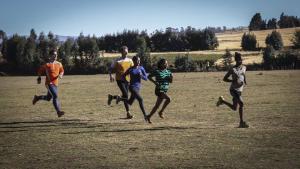 Äthiopien - Great Ethiopian Run 2016