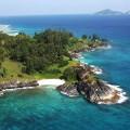 Verstreckte Strände auf tropischen Inseln erwarten Sie.