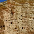 Uralte Höhlen, zum Teil noch heute bewohnt