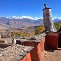 Sie erwartet eine uralte tibetisch-buddhistische Kultur...