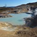 Vulkanisch aktiv geht es beim Mývatn zu