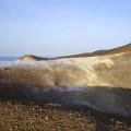 ...am Kraterrand des Vulkans Gran Cratere.