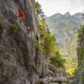 Trekkingtour: Kleiner Klettersteig zur Socaquelle