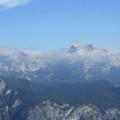 Die Julische Alpen mit dem höchsten Berg Triglav (2864 m)