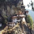 Das Taktshang- (oder Tigernest-) Kloster ist ein buddhistisches Kloster auf 3120 m Höhe