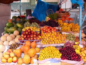 Auf dem Markt in Tehuantepec