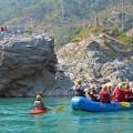 Rafting auf dem Indus
