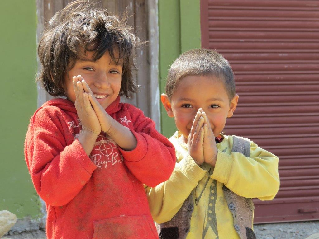 Namasté - Willkommen in Nepal! Jetzt ist die beste Reisezeit!